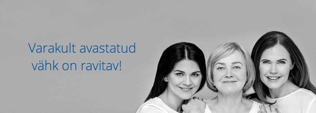 Vähi sõeluuringud naistele 2020 / Jämesoolevähi sõeluuring 2020