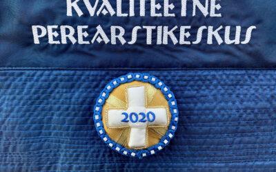KVALITEETNE PEREARSTIKESKUS 2020