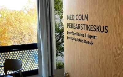🇪🇪+🇷🇺 Medicolm Perearstikeskus kolib selle aasta lõpus! Мы переезжаем!